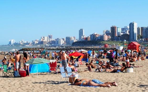 Курорты Аргентины, пляжный отдых
