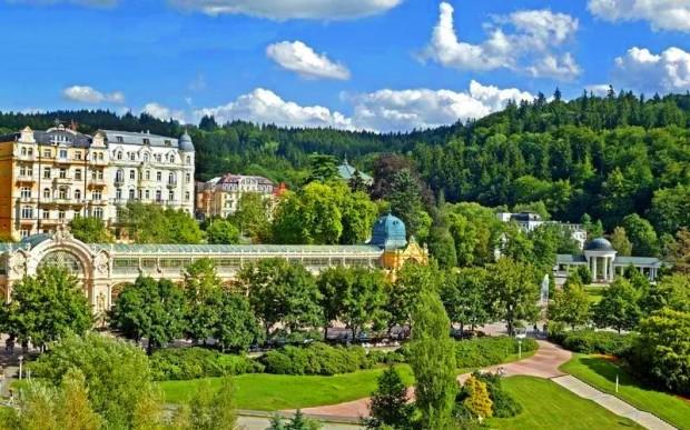 Курорты Чехии Марианские Лазни, Яхимов, Дарков и Карловы Вары