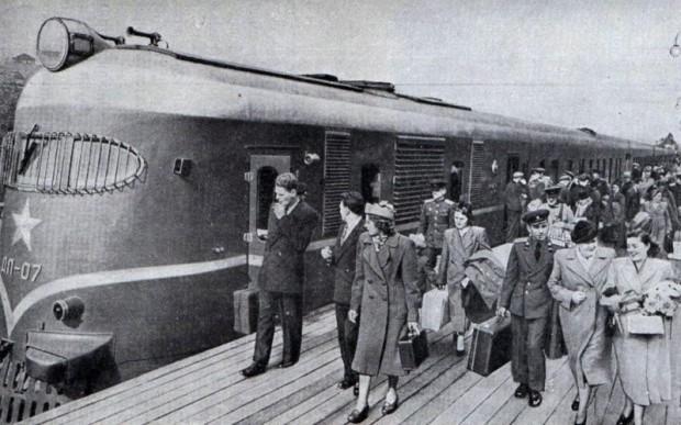 Ленинградский вокзал: история и современность