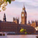 Лондон – город в лоне реки