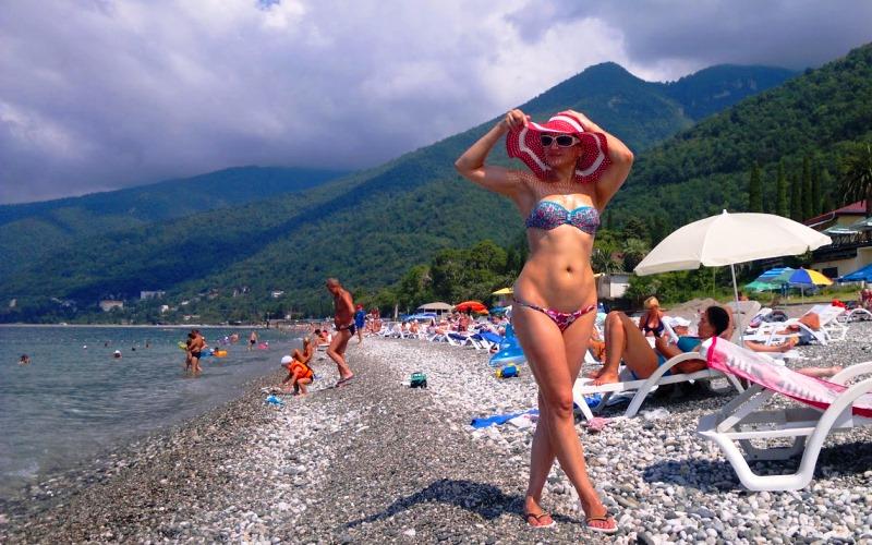 Лучший курорт Абхазии – Гагры