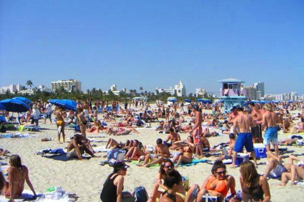 Майами: престижный курорт на песчаном побережье Атлантических вод