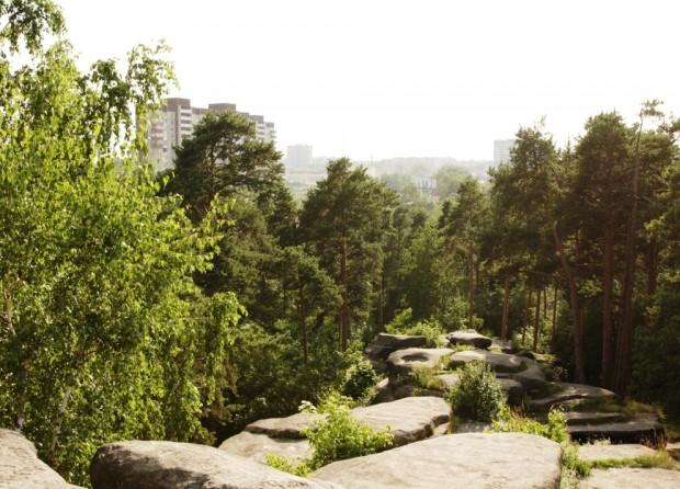 Мегалиты Екатеринбурга – Каменные палатки озера Шарташ 3