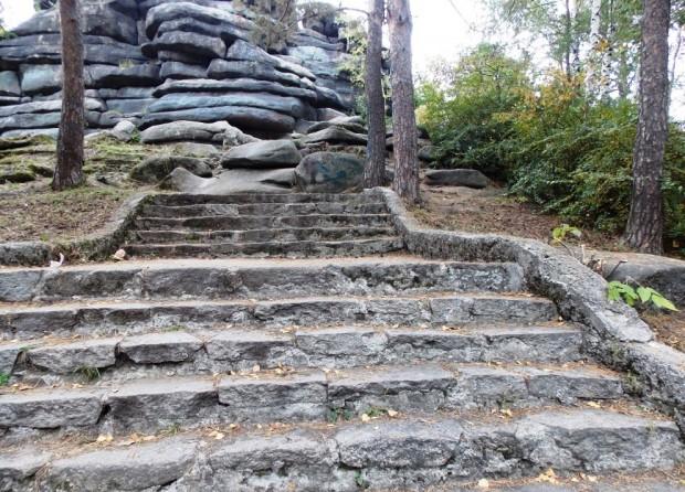 Мегалиты Екатеринбурга – Каменные палатки озера Шарташ 6