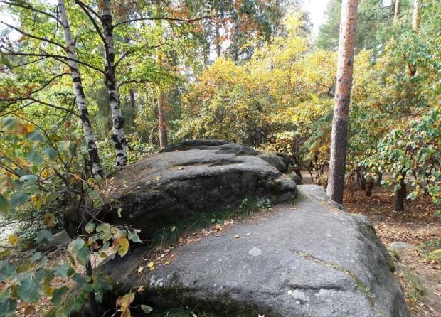 Мегалиты Екатеринбурга – Каменные палатки озера Шарташ 95