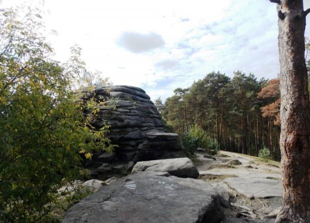Мегалиты Екатеринбурга – Каменные палатки озера Шарташ 96