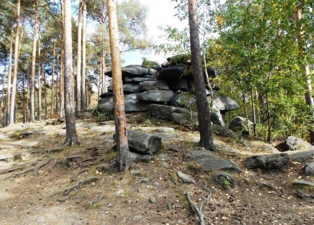 Мегалиты Екатеринбурга – Каменные палатки озера Шарташ 991
