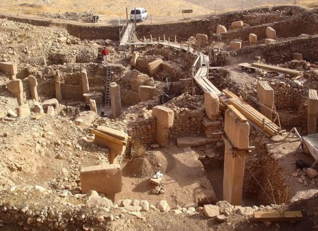 Мегалиты Турции: Храм Гебекли-Тепе