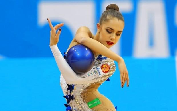 Международный турнир по художественной гимнастике Гран-при Москва 2017