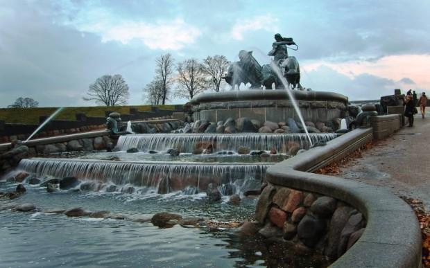 Место, где была создана Дания
