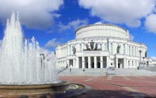 Минск глазами одинокого туриста