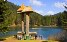 Мистические озера Украины, рыбалка и отдых