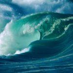 Морские волны (10 фото)