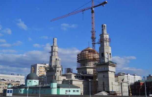 Московская соборная мечеть. Курбан-байрам