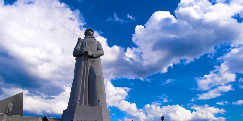 Мурманск. Северные ворота России
