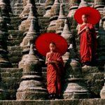 Мьянма, древний город Мраук-У (38 фото)