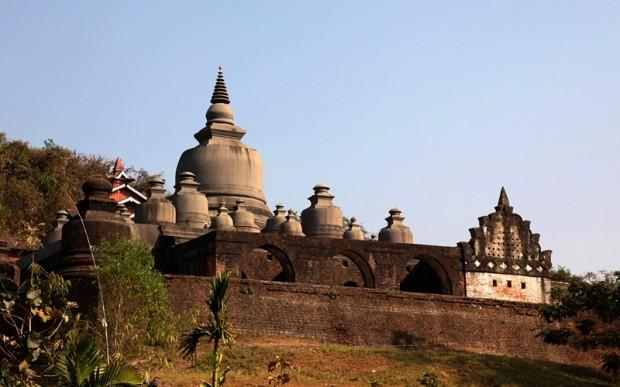 Мьянма, древний город Мраук-У