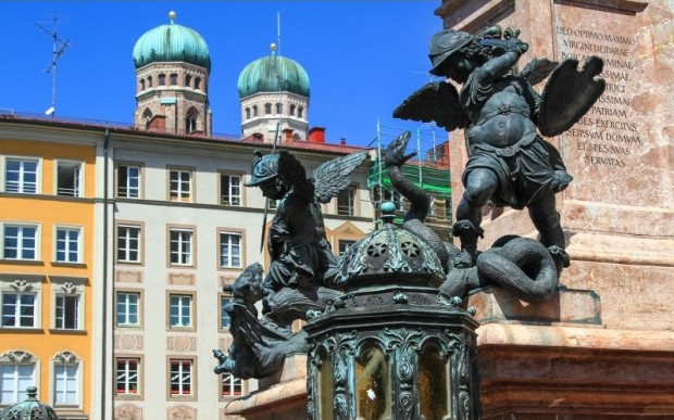 Мюнхен: куда пойти и что посмотреть
