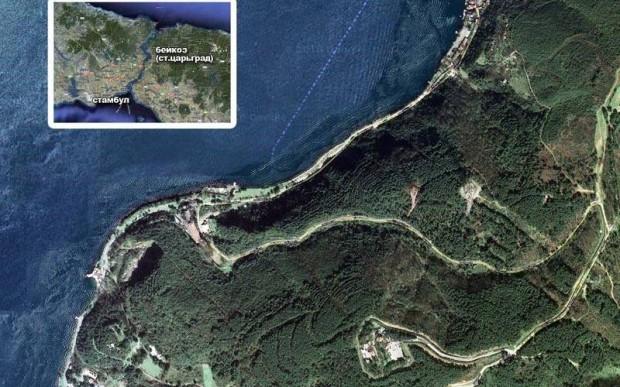 Настоящая Голгофа – Гора Юши