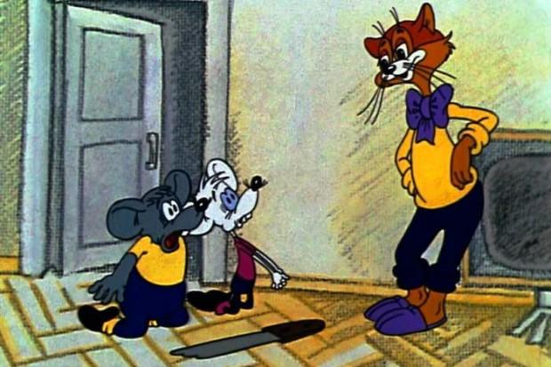 Наши, старые добрые мультфильмы от Союзмультфильм