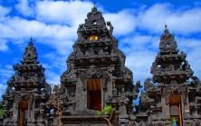 На автомобиле по Бали