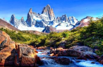 На южном конце мира: Патагония