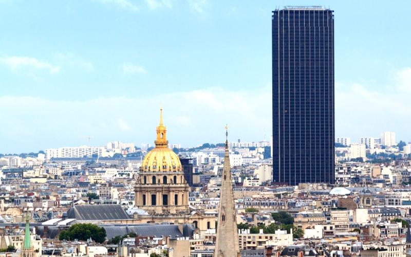 Необычные достопримечательности Парижа