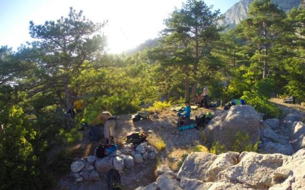 Необычные места Крыма: Форос