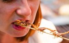Нестандартная еда китайцев