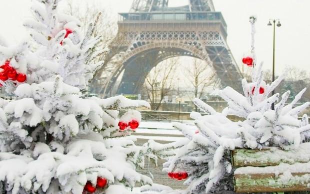 Новогоднее путешествие в Париж