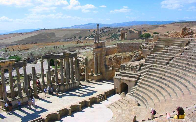 Осколки величия финикийского царства – Карфаген