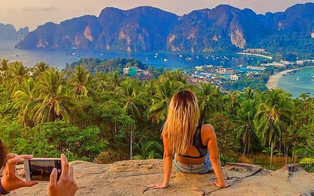 Острова Пхи-Пхи, Таиланд