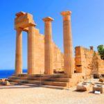 Остров Родос приглашает к себе в гости (17 фото)