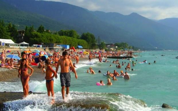 Отдых в Абхазии в сентябре