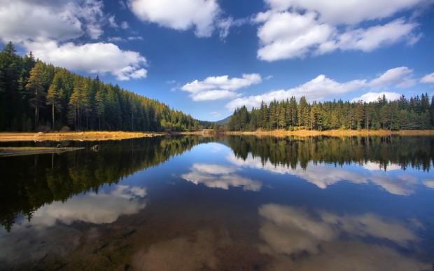 Отдых в Карелии осенью