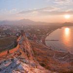 Отдых в Крыму: Судак