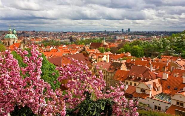 Отдых в Праге, несмотря ни на что