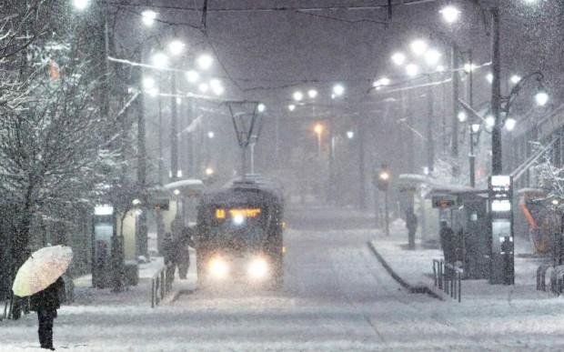 Отдых зимой в Харькове