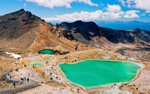 Отдых на краю Земли: Новая Зеландия