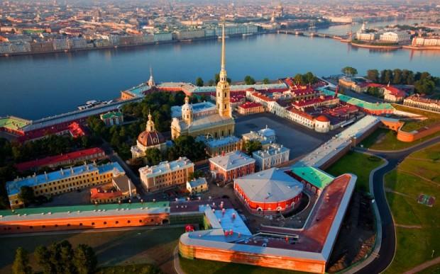 Отдых с ребенком в Санкт-Петербурге