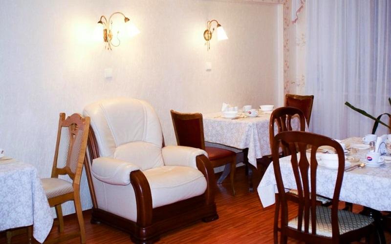 Отель в центре Москвы