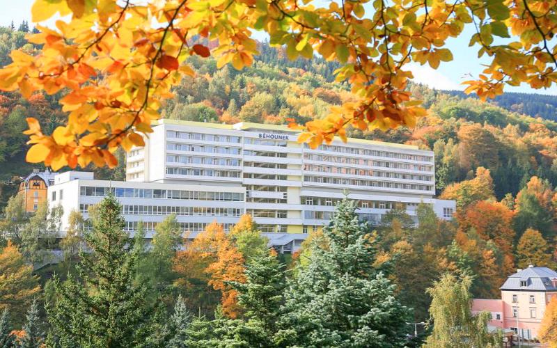 Откройте для себя лечебные базы в городе Яхимов (Чехия)