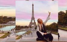 Открой для себя Париж