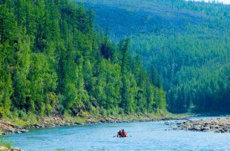 Охота и рыбалка в Якутии