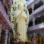 Паломничество во Вьетнам: храм Линь Фуок (14 фото)