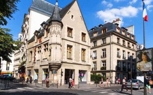 Париж. Квартал Марэ