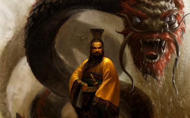 Желтый император Хуан-ди (黃帝, huángdì)