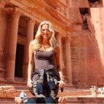 Петра – древний город Набатейского царства, Иордания (23 фото)