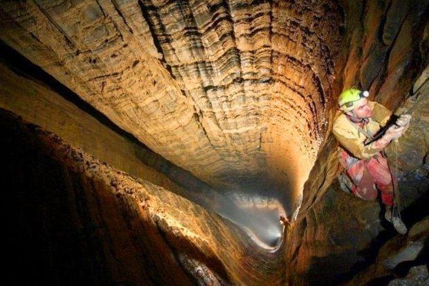 Пещера Крубера