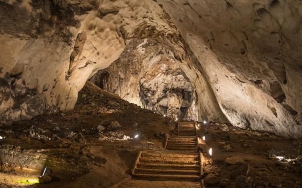Пещера Магура в Болгарии